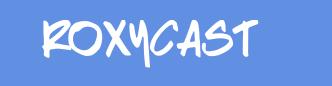 Roxycast Logo
